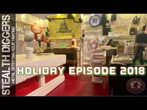 #270 The holiday episode 2018 – You won't believe these packages & gifts !