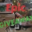 Epic Giveaway! Winner announcement Dec. 26th.