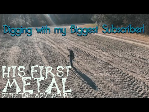 First time Metal Detecting- A New Adventure