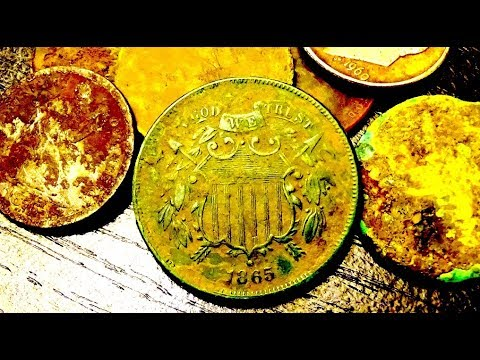 AMAZING Bucket List Coin Found Metal Detecting Kansas! Loads of Treasure Found!
