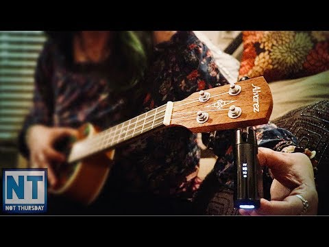 Roadie 2 smart guitar tuner all string instruments – Not Thursday #111 Gift from Chuck – ukulele