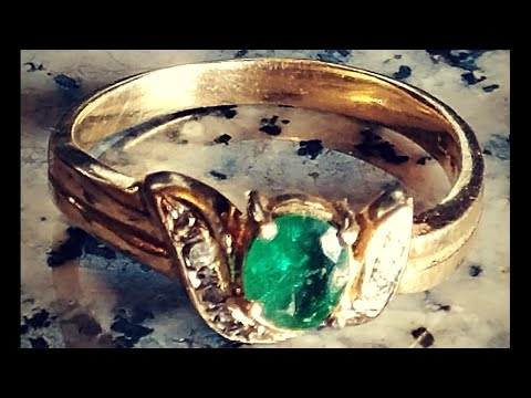 Metal Detecting Gold 2019 – Ring In The Hole