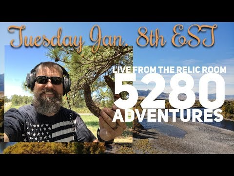 Gone Digging Live from the Relic Room Featuring 5280 Adventures