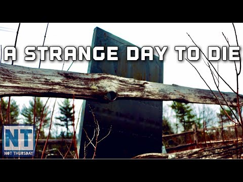 A strange day to die ! Small pox grave with a twist – Not Thursday #120 NH History