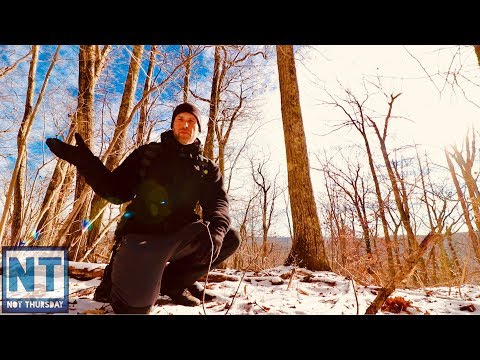 This has to be the location of the lost abandoned mine – Not Thursday #114 Hiking exploring