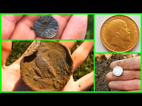 Metal Detecting Finds 2019 | I'm Shocked!