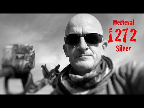 METAL DETECTING UK 1272 SILVER