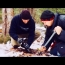 Weird winter metal detecting in the snow #277 Garrett ATGOLD detectors relic hunting
