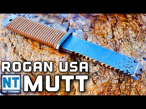Rogan USA MUTT field test & Review Multipurpose trenching tool  -Not Thursday #128 coupon code