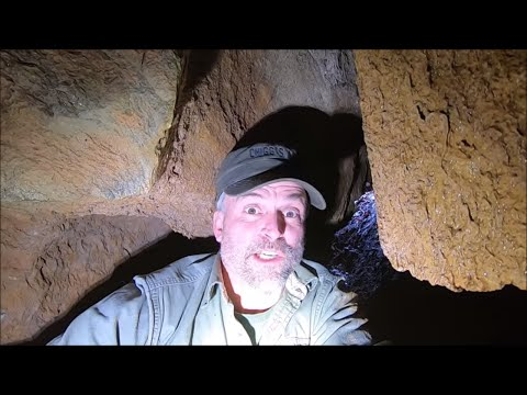 Exploring Some Caves And Sinkholes