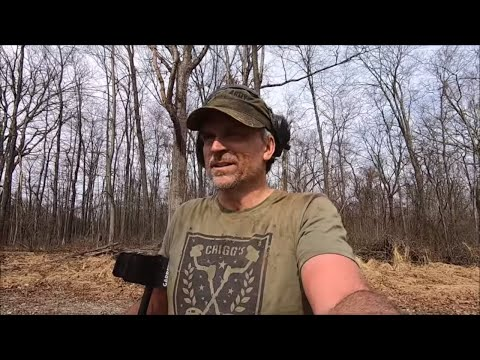 Metal Detecting A New Property