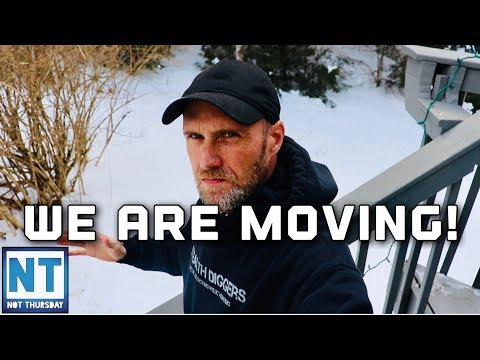 We are moving ! Not Thursday has a new channel – Stealth Diggers