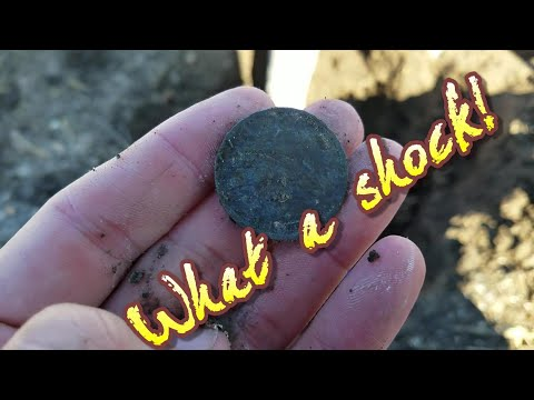 Digging short – surprise find while bottle digging in a ghost town privy