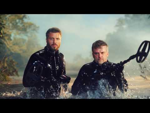 River Hunters! With Rick Edwards and The Chigg. Soon on HISTORY  U.K.