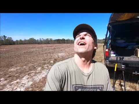 Metal Detecting And Exploring A New Carolina Permission: Part One,  Exploring