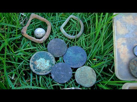 Metal Detecting England – Found Silver Bracelet and Coins! | Nugget Noggin