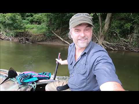 Metal Detecting The River Looking For Relics