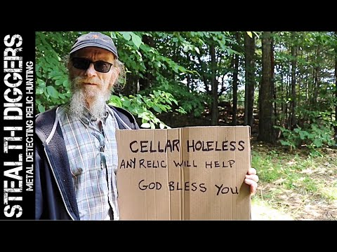 Cellar holeless any relics will help  – NH metal detecting