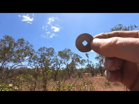 Metal Detecting A Massive Chinese Gold Camp: Old Coins Everywhere!
