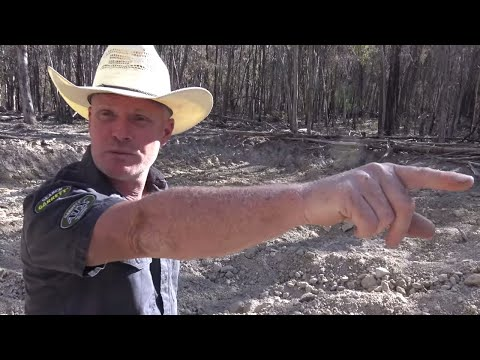 Metal Detecting My First Australian Gold Nugget!