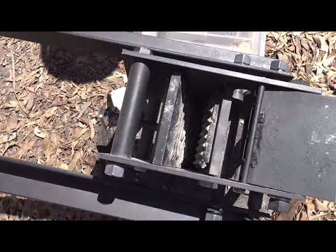 Crushing Quartz Rock For Gold With A Portable Rock Crusher