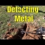 Metal Detecting And Exploring A New Permission: Virginia