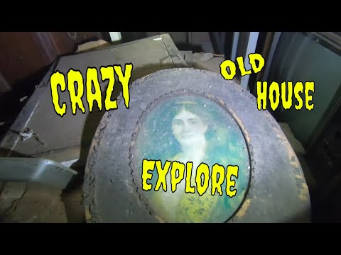 Crazy Old House Exploration: The Hung Doll