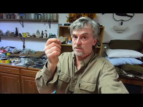 Bubbling Springs Colonial Coppers Clean Up: How I Clean Copper Coins