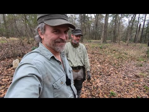 On The Road : Metal Detecting And Exploring An Old Homesite