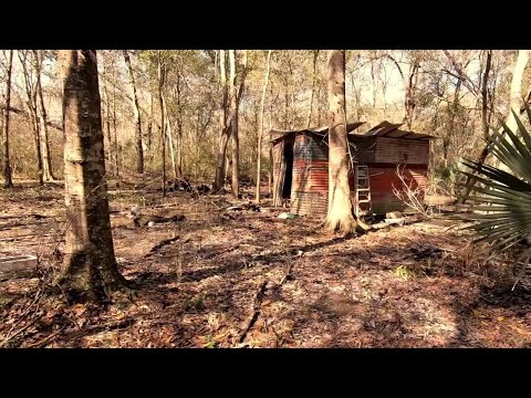 Supernatural Happening: I Explored This Shack And Couldn't Believe What I Caught On Video