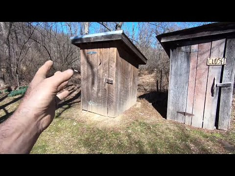 Metal Detecting And Exploring A Freedman's Home