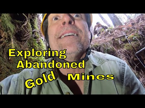 Searching For Abandoned Gold Mines
