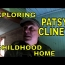 PATSY CLINE : Exploring Her Abandoned Childhood Home
