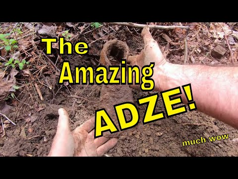 The Amazing Adze : An Old Homesite Relic Hunt