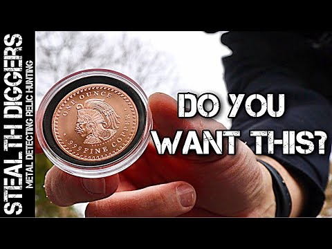 Do you want this ? Big copper round giveaway 2020
